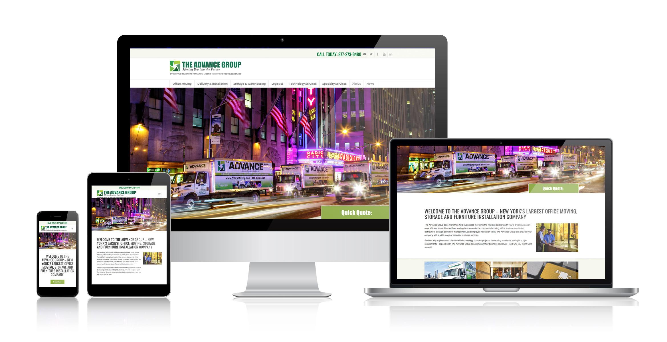 AdvanceGroup_Website