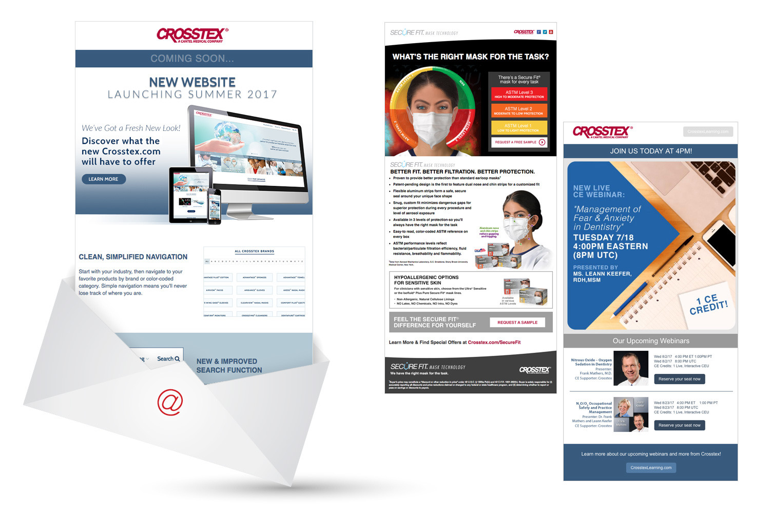 Crosstex_EmailCampaigns
