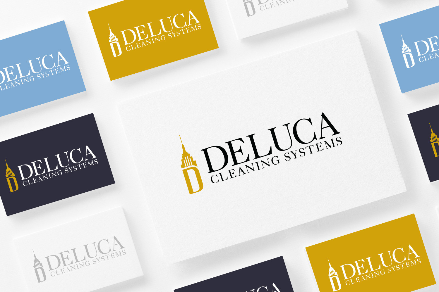 DelucaCleaning_CorporateIdentity