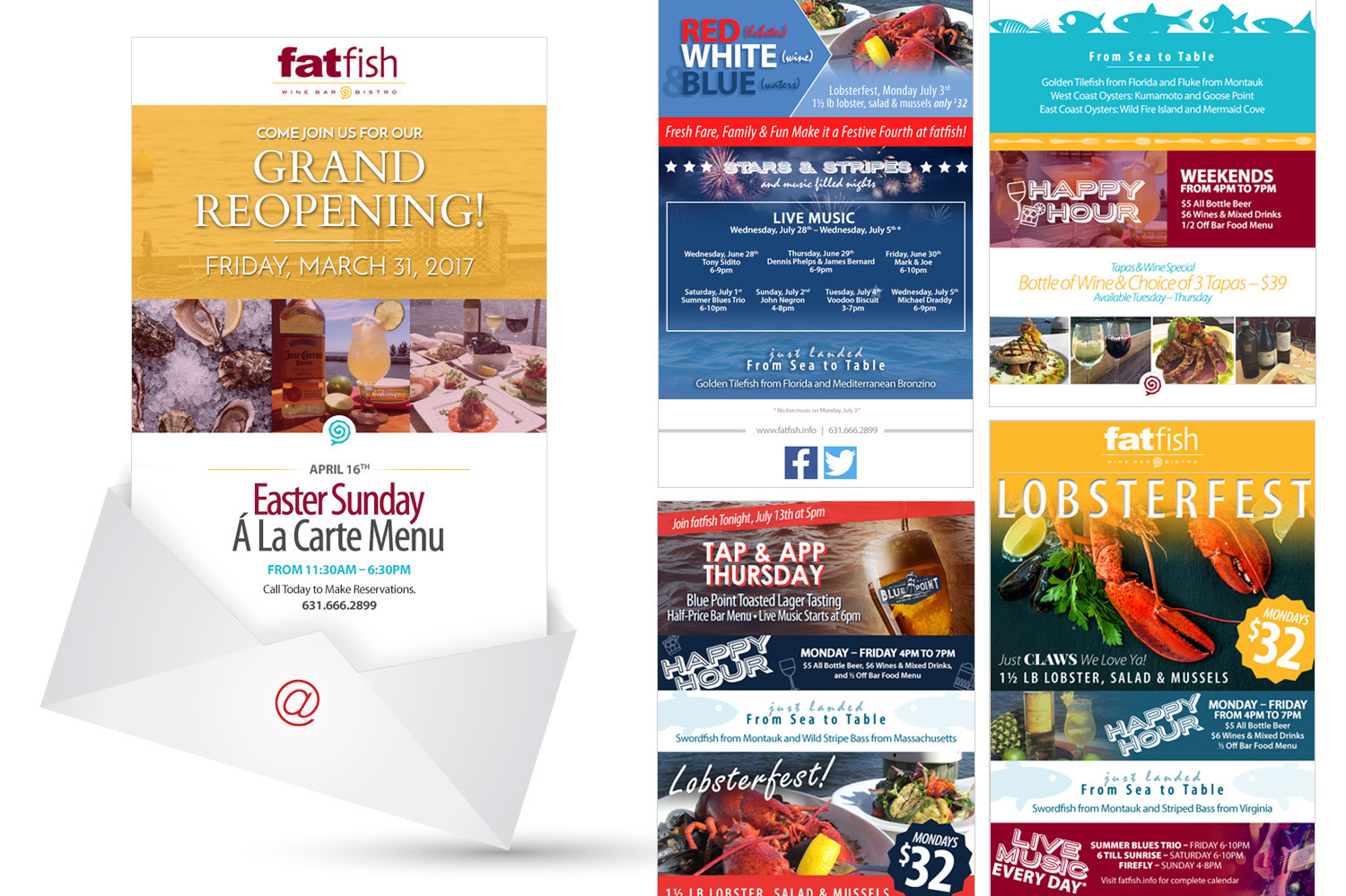 Fatfish_EmailCampaigns