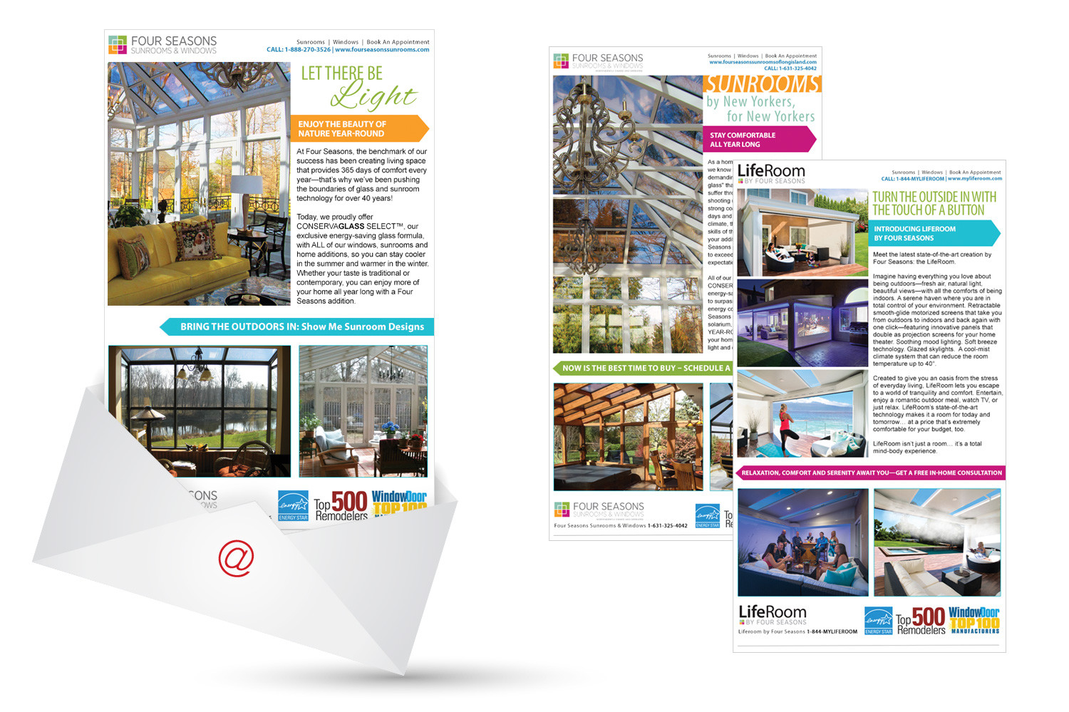 FourSeasons_EmailCampaigns